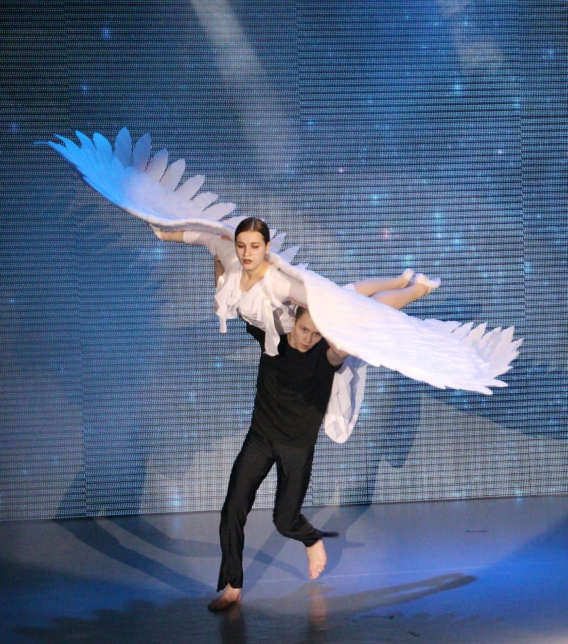 В Заполярном театре драмы пройдет танцевальная шоу-программа #ЛюбовьСуществует