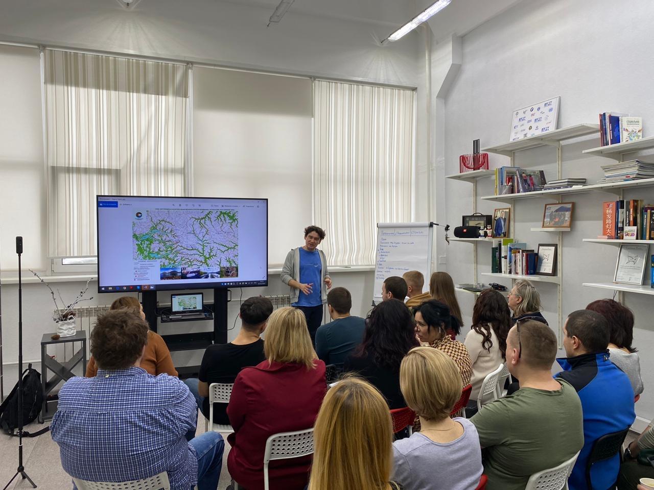 Разработка мастер-плана ТРК «Арктический» продолжается