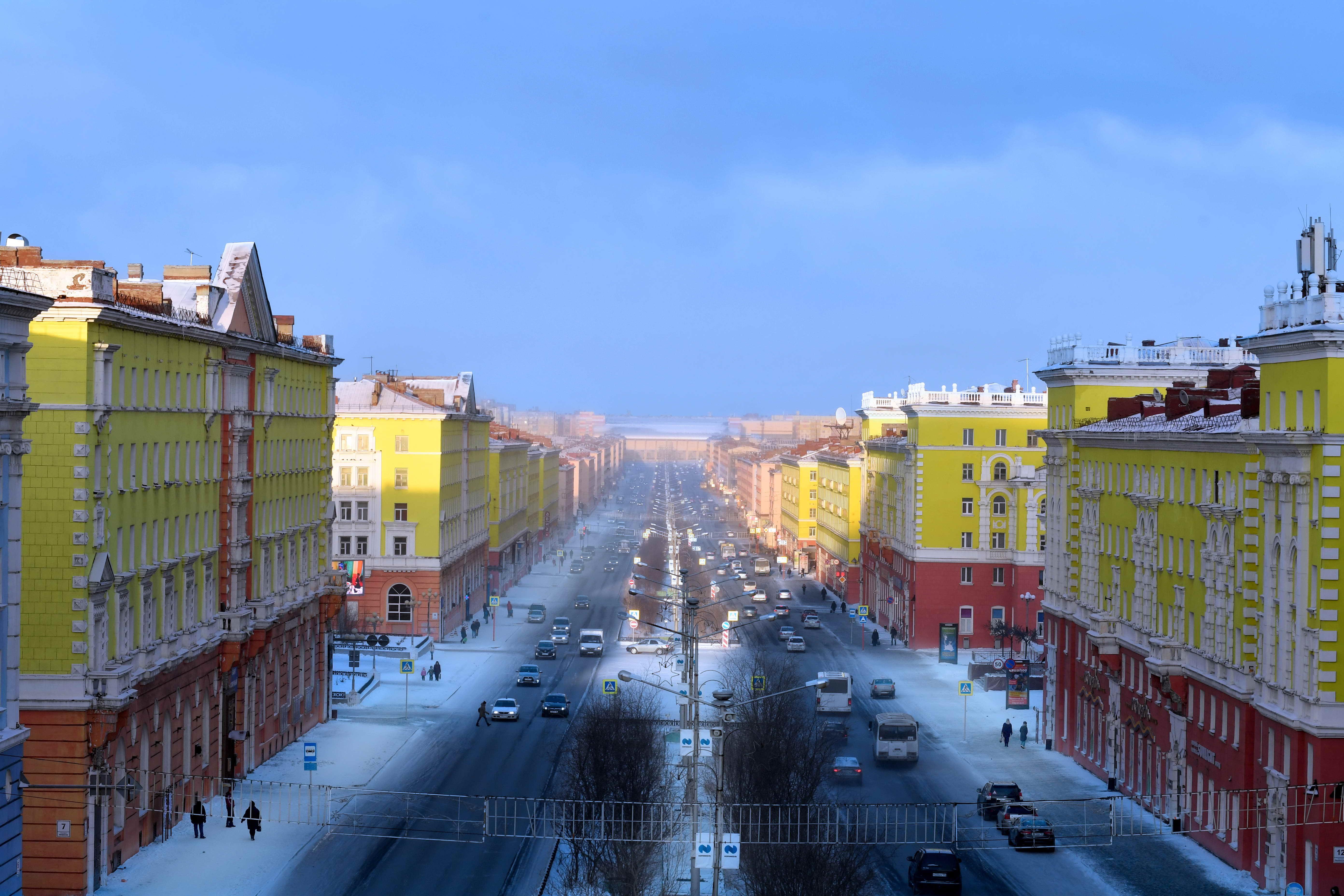 Экспертный совет сформирован в рамках проведения международного конкурса на разработку концепции реновации Норильска