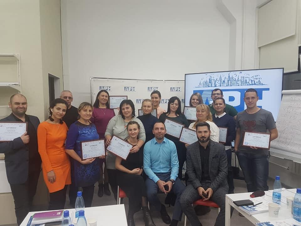 Первую в Норильске «Школу предпринимательства» окончили 19 бизнесменов