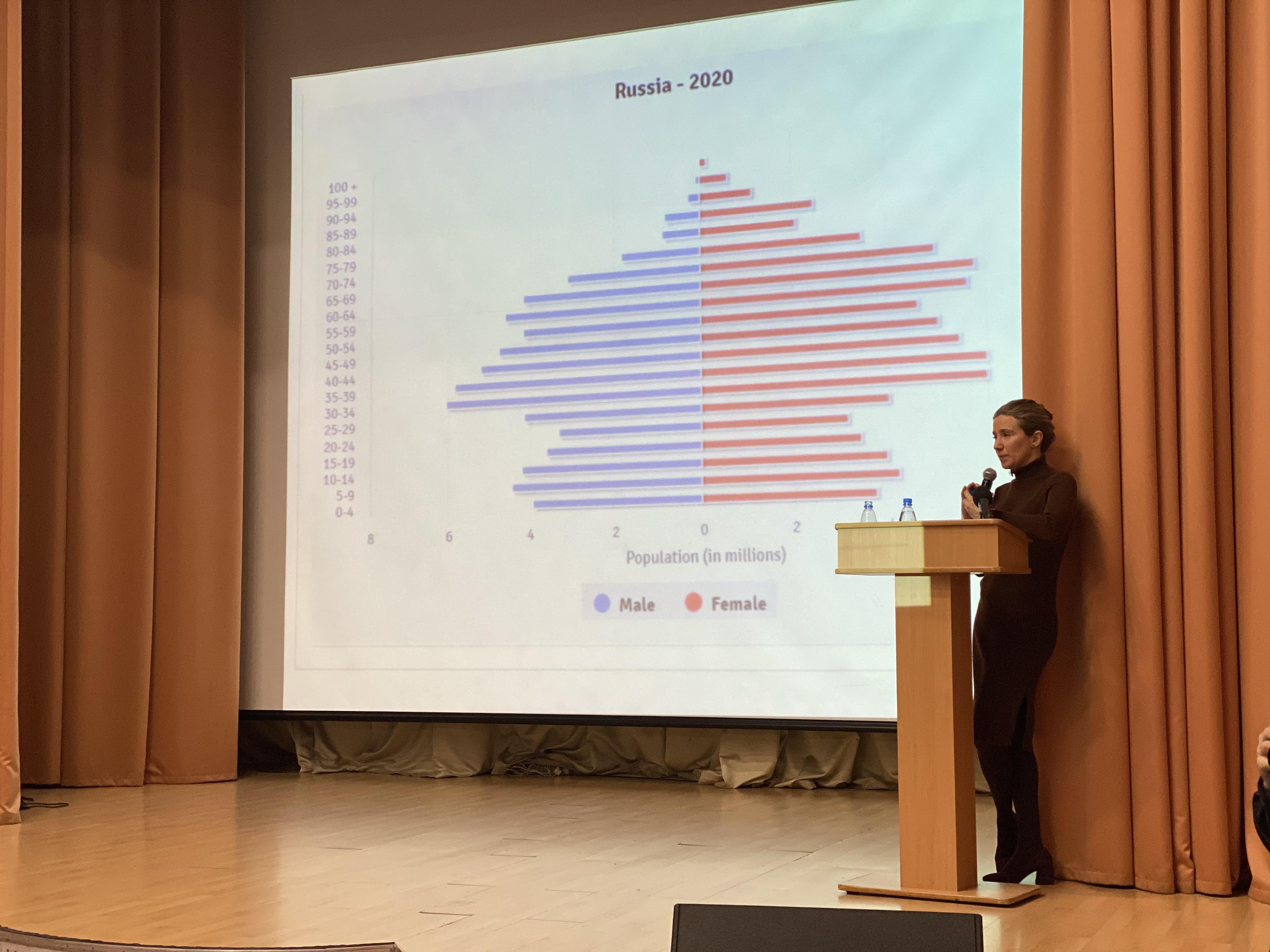Екатерина Шульман: пандемия не приносит нового