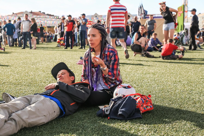 23 тысячи гостей посетили праздник уличной еды и уличной культуры