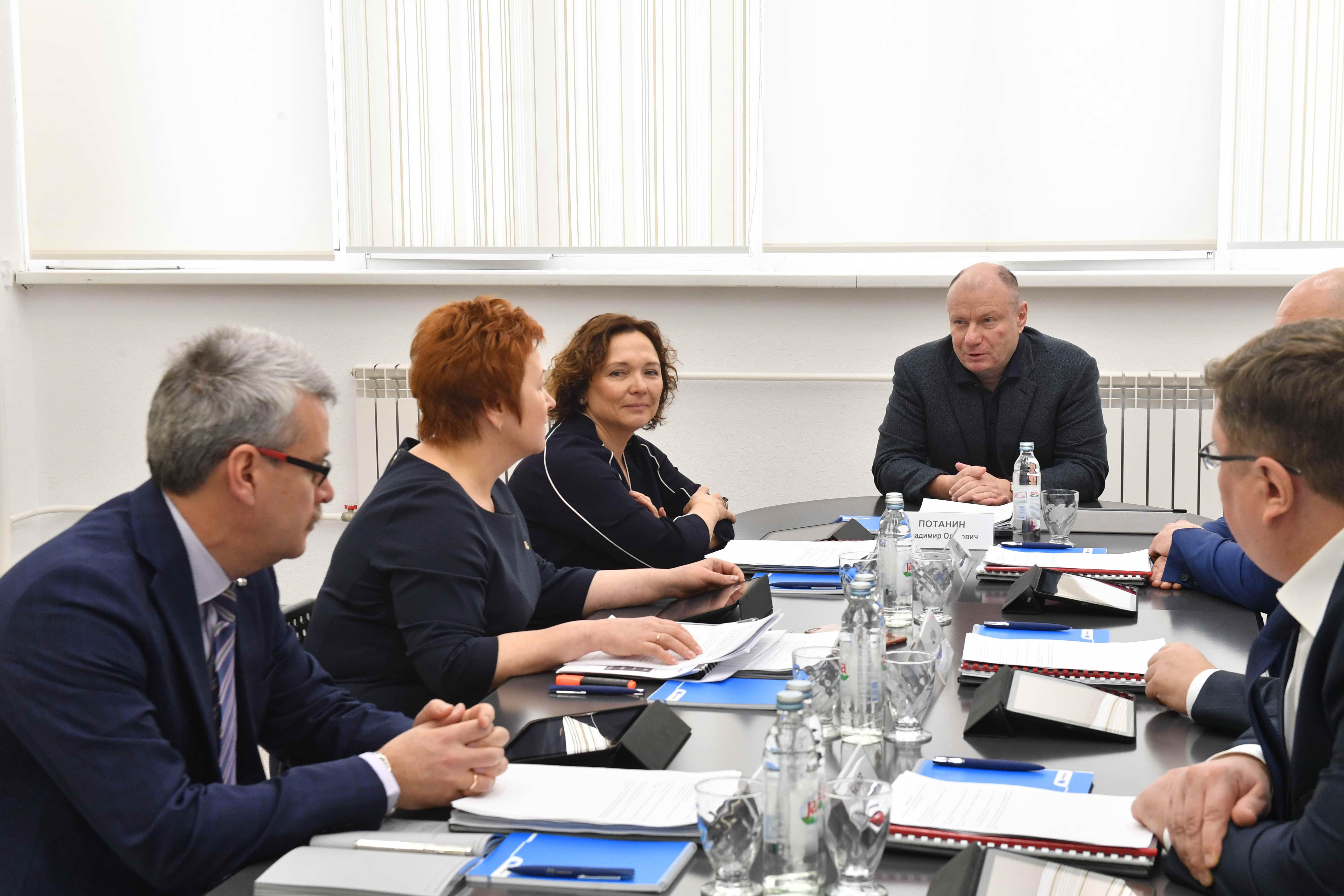 Наблюдательный совет одобрил работу Агентства развития Норильска