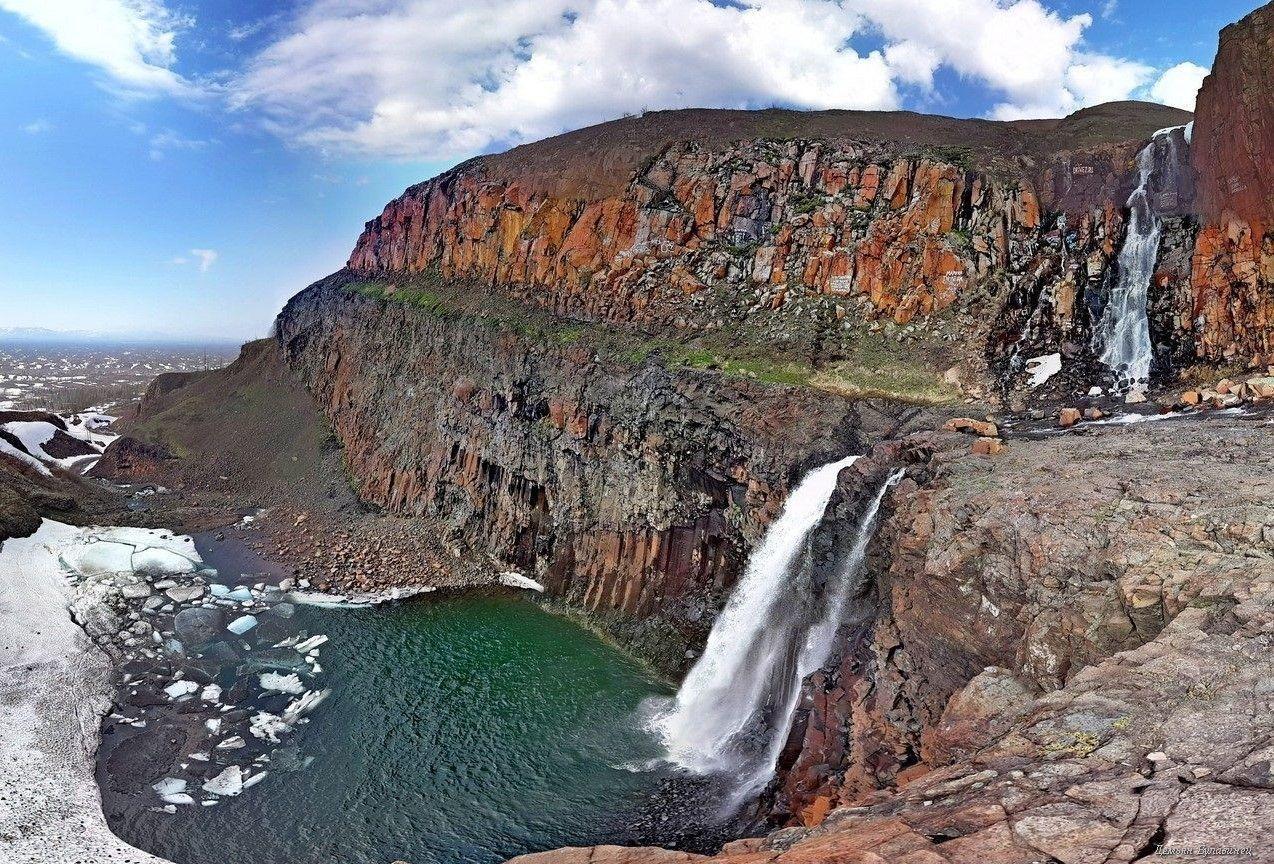 Благоустройство территории горного ущелья Красные Камни обсудили в АРН