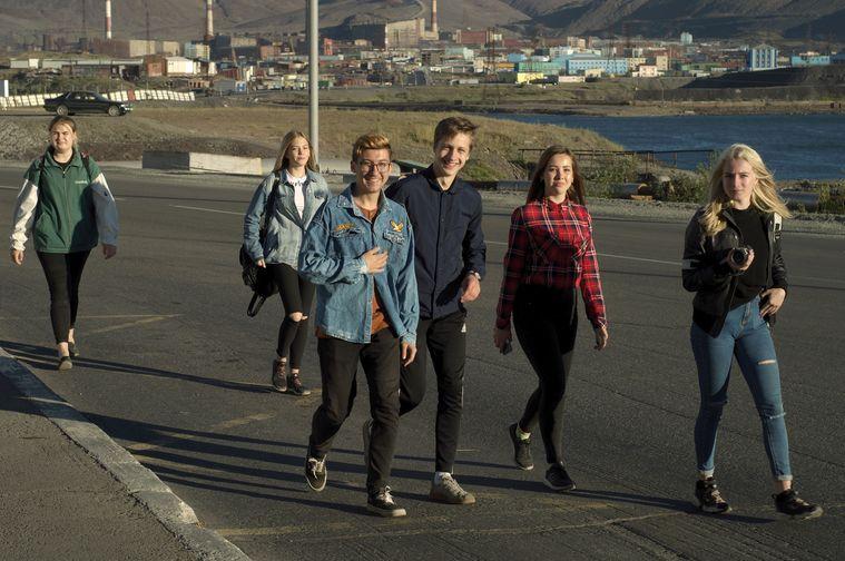 """Молодые норильчане могут присоединиться к федеральной программе """"Ты – предприниматель"""""""