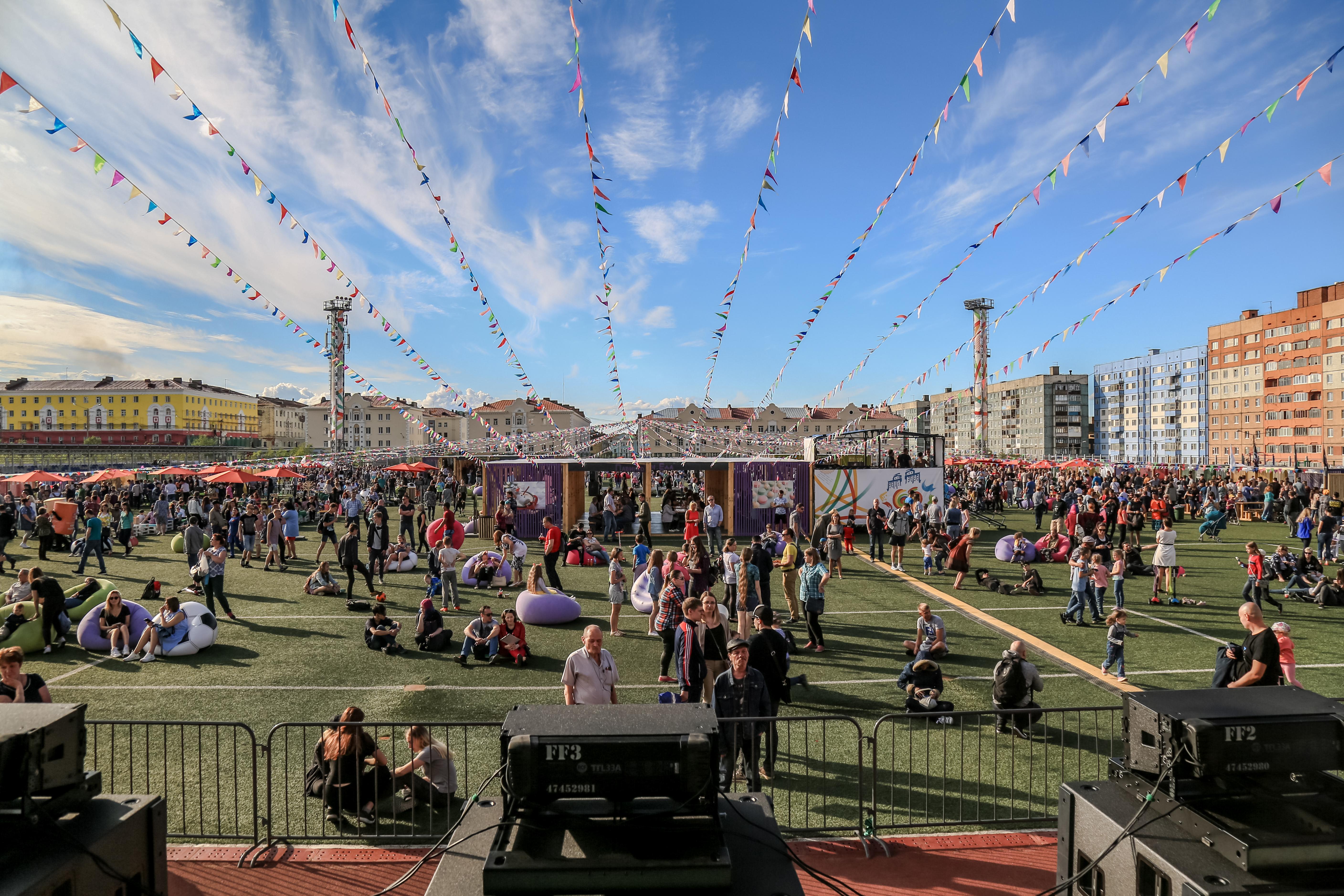 Гастрофестиваль «СЕВЕР» приглашает на самое вкусное событие года