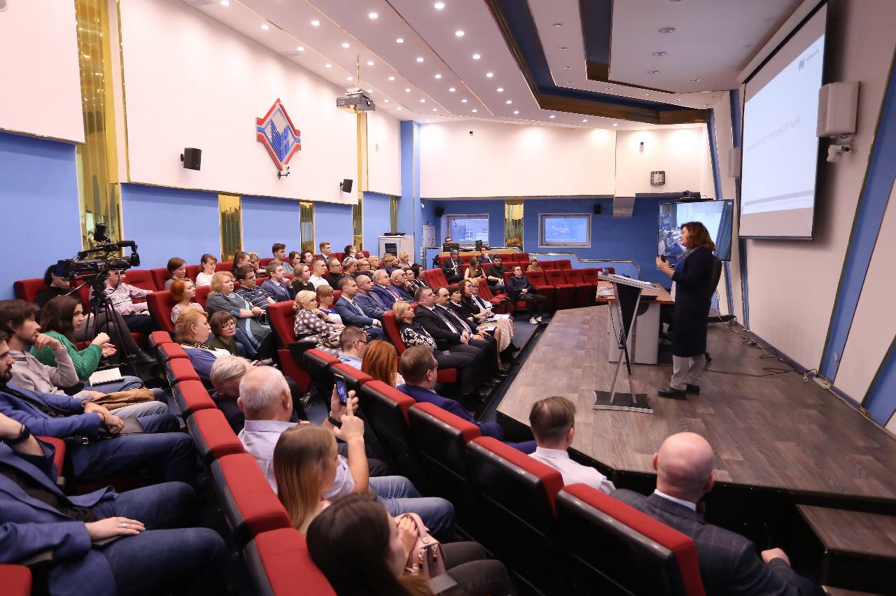 Стратегия развития НГИИ представлена на Публичных слушаниях