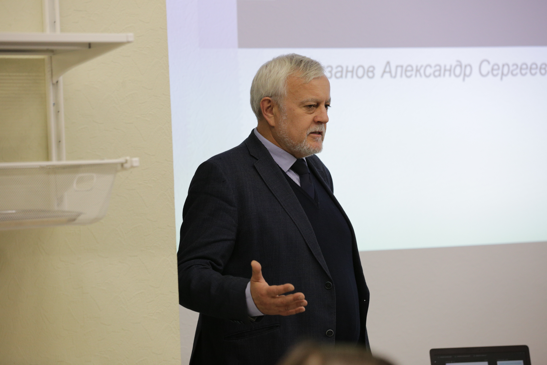 Урбанист Александр Пузанов представил в Норильске современные подходы к городскому планированию