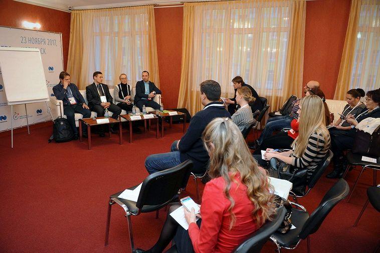 Участники слета социальных предпринимателей Севера дискутировали о ресурсах для развития социального бизнеса