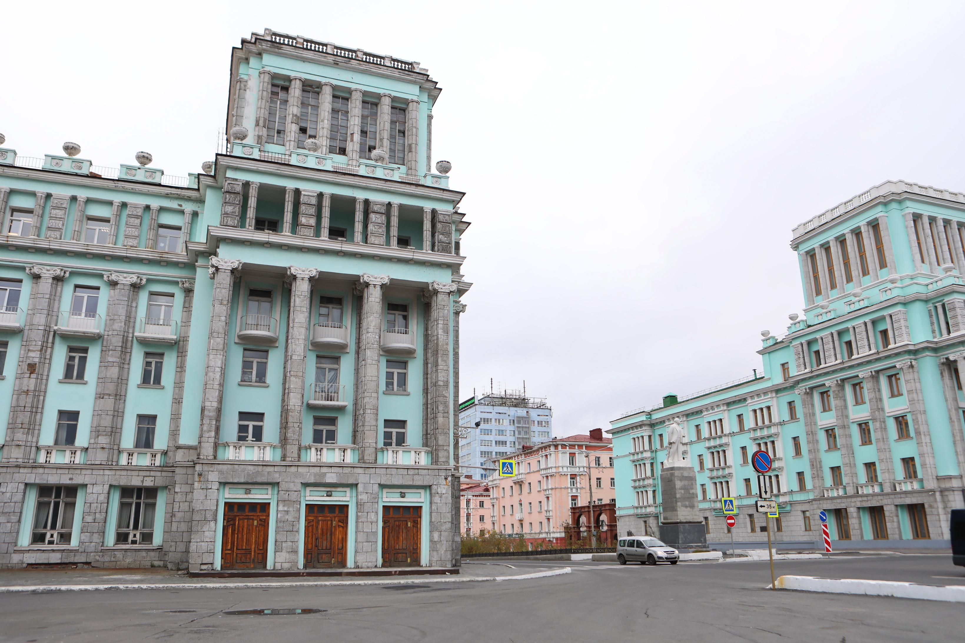 Норильчан приглашают к обсуждению проекта общественного пространства