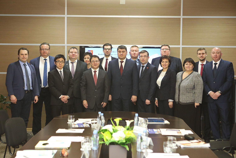 Представители Ассоциации мэров зимних городов мира посетили Норильск