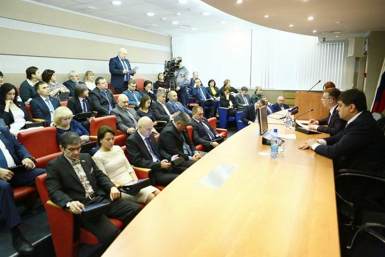 Утверждена новая структура администрации Норильска