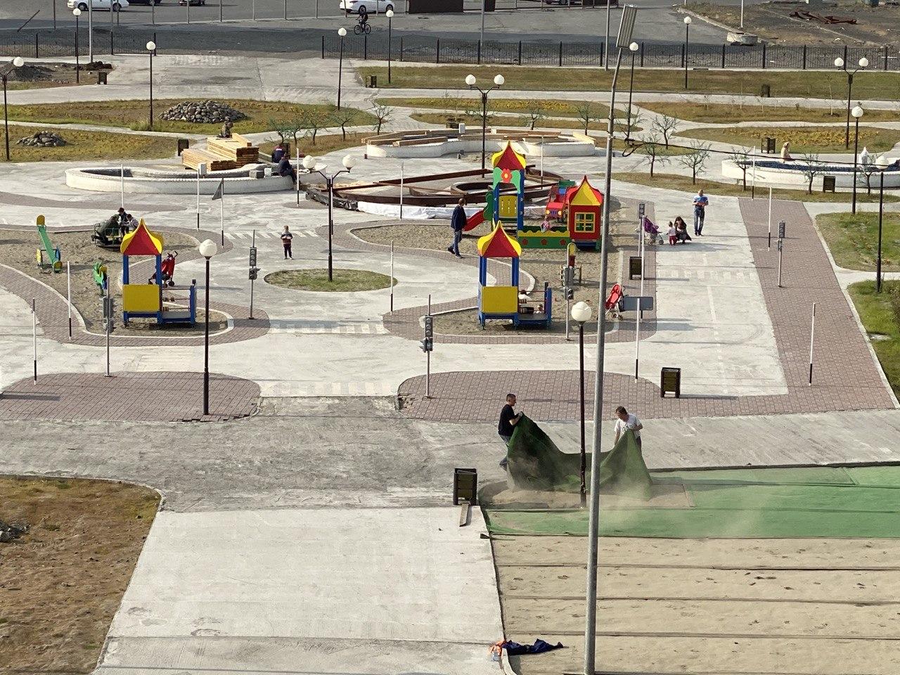 Парк отдыха «Озеро Долгое» пополнится новыми объектами