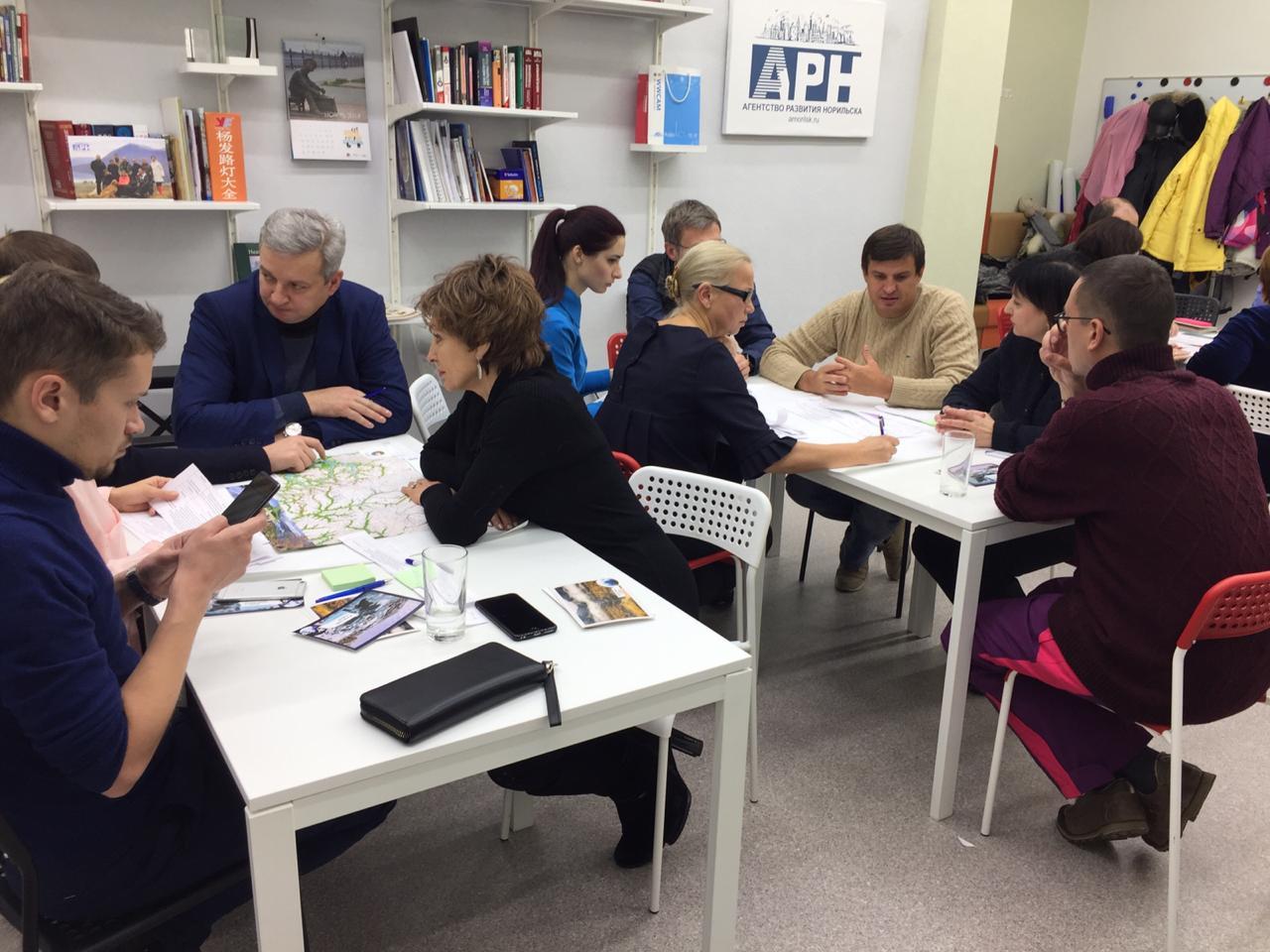 Ведущие туроператоры России оценивают туристический потенциал Таймыра