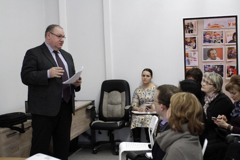 Лекция Сергея Шпилько в АРН помогла конкретизировать перспективы развития туризма на Таймыре