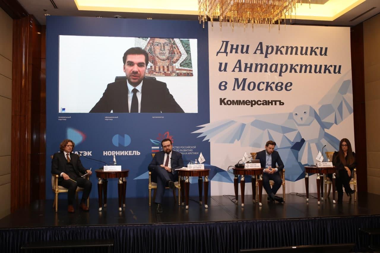 Максим Миронов: бизнес в Арктике нуждается в особых условиях