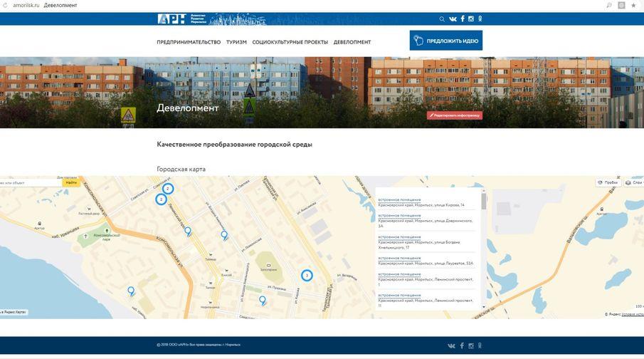 Список муниципальной недвижимости, которую можно арендовать или купить, появился на сайте АРН