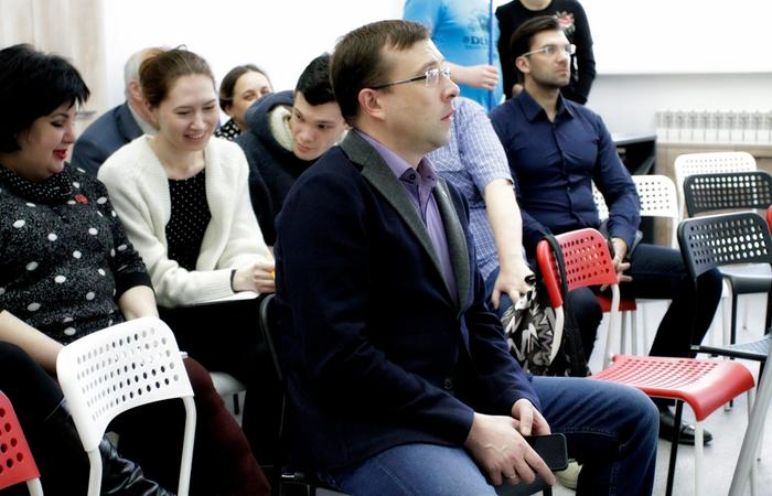 Лекция президента Российского союза туриндустрии Сергея Шпилько в АРН