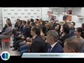 """Сюжет телекомпании """"Северный город"""" об открытии на базе АРН Центра готового бизнеса и франчайзинга"""